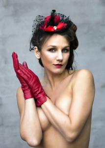 Red gloves II